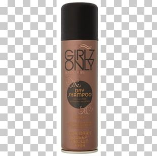Lotion Brown Hair Dry Shampoo PNG