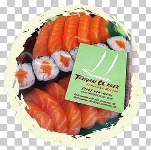 California Roll Sashimi Smoked Salmon Barbecue Food PNG
