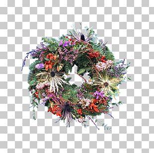 Floral Design Wreath Flower Bouquet Socialite PNG
