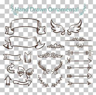 Drawing Euclidean Ornament Arrow PNG