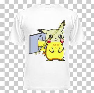 Pikachu T-shirt Pokémon X And Y Pokémon GO Charmander PNG