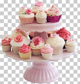 Ice Cream Cupcake Wedding Cake Frosting & Icing PNG