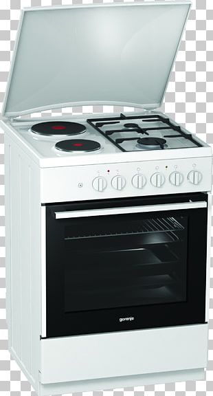 Cooking Ranges Gorenje K613E01WKD Gas Stove Electric Stove PNG