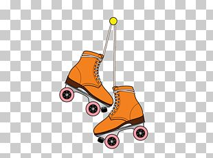 Shoe Roller Skates Ice Skating Roller Skating PNG
