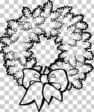 Wreath Christmas Ornament PNG