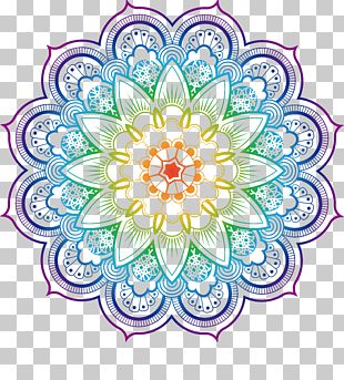 Mandala Coloring Book Buddhism Illustration PNG
