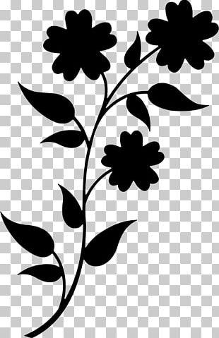 Floral Design Flower Diamond Gemstone PNG