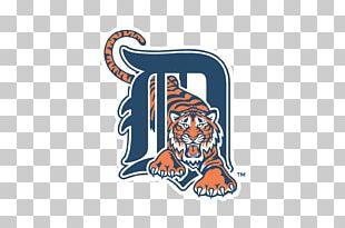 Detroit Tigers MLB Baseball Sport PNG