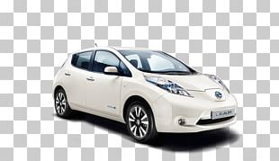 Nissan Qashqai 2018 Nissan LEAF Car Electric Vehicle PNG