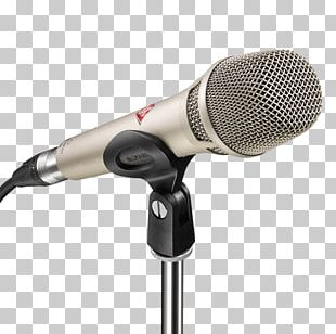 Microphone Sennheiser Neumann KMS 104 Georg Neumann Neumann KMS 105 PNG