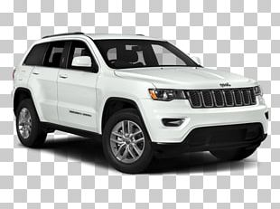 Chrysler 2018 Jeep Grand Cherokee Laredo Dodge Sport Utility Vehicle PNG
