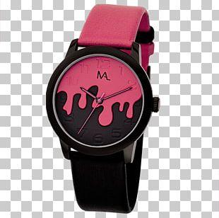 Watch Quartz Clock Color PNG