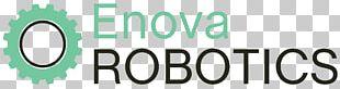 Logo Enova Robotics Brand Font PNG