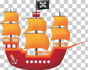 Piracy Drawing Navio Pirata PNG