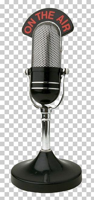 Wireless Microphone Internet Radio PNG
