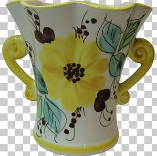 Coffee Cup Ceramic Pottery Saucer Jug PNG