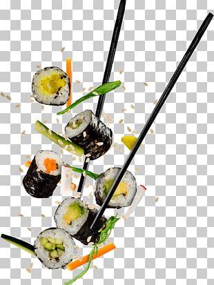 Sushi Japanese Cuisine Buffet Restaurant Food PNG