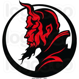 Devil Logo Demon Satan PNG