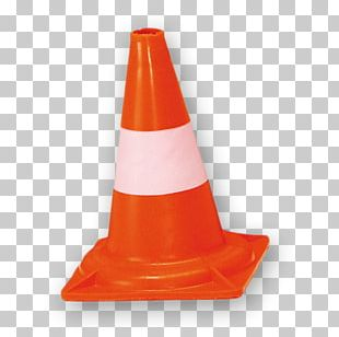 Orange Traffic Cone Color Pawn PNG