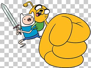 Jake The Dog Finn The Human Cartoon Network Adventure Drawing PNG