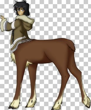 Reindeer Horse Moose Centaur PNG