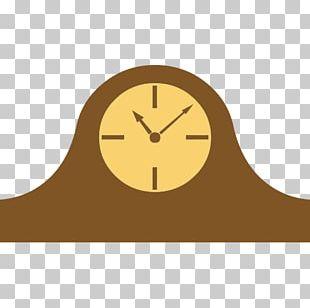 Emoji Sticker SMS Text Messaging Clock PNG