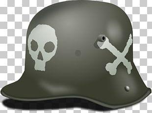 First World War Stormtrooper Stahlhelm PNG