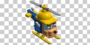 Helicopter LEGO Toy PNG