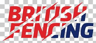 Logo British Fencing Association United Kingdom World Fencing Championships PNG