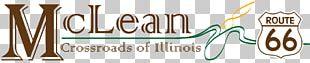McLean Depot Train Shop Hobby Shop Logo Brand PNG