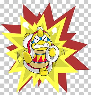 King Dedede Dance Epesi Character PNG