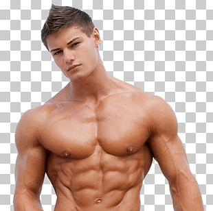 Fitness Model PNG
