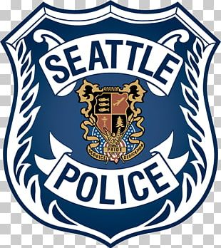 Logo Seattle Police Department Badge Police Officer PNG