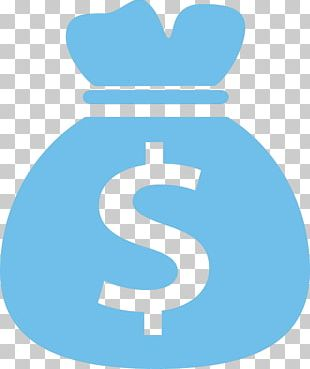 Money Bag Payment Icon PNG