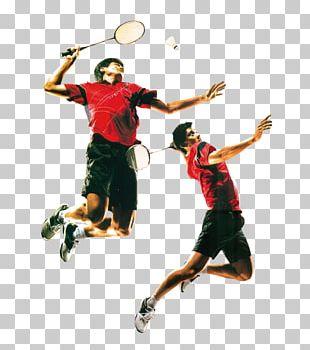 Badminton Sport PNG