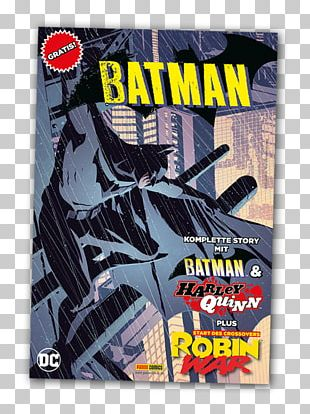 Batman Comic Book Clayface Harley Quinn Riddler PNG