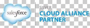 Salesforce.com Business Software As A Service Customer Relationship Management Technology PNG