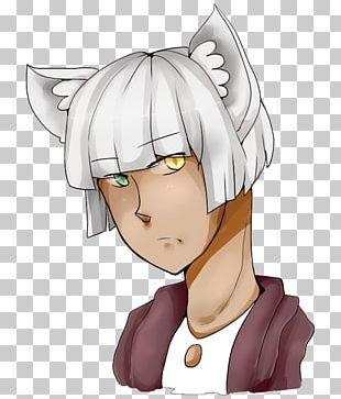 Ear Human Hair Color Hat Cartoon PNG