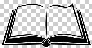 Book Silhouette PNG