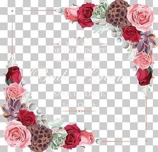 Flower Garden Roses Euclidean PNG