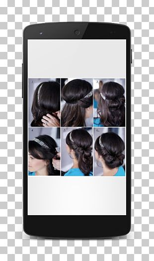 Style Your Hair Hairstyle Bun Hair Tie Hairdresser PNG