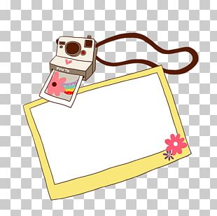 Cartoon Camera PNG