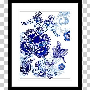 Graphic Design Visual Arts Graphics Blue And White Pottery Porcelain PNG