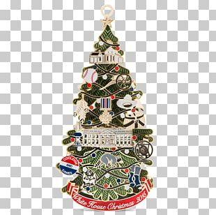 White House Historical Association National Christmas Tree Christmas Ornament Union Christian Church PNG