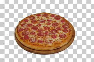 Sicilian Pizza Sicilian Cuisine Pizza Cheese Pepperoni PNG