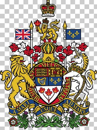 Arms Of Canada Coat Of Arms Province Of Canada Heraldry PNG