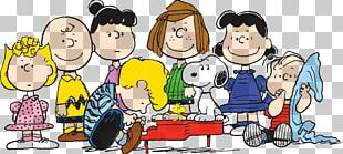 Lucy Van Pelt Schroeder Snoopy Charlie Brown Patty PNG