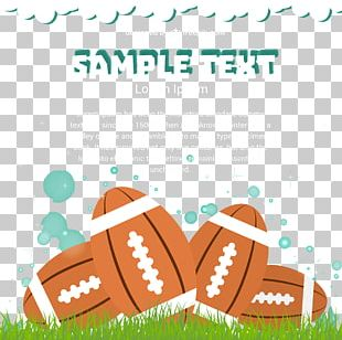 American Football Poster Euclidean PNG