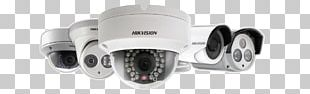 Hikvision Closed-circuit Television Camera Digital Video Recorders Wireless Security Camera PNG