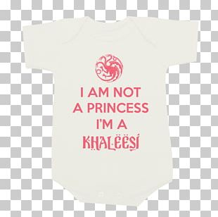 T-shirt Daenerys Targaryen Game Of Thrones Baby & Toddler One-Pieces House Stark PNG